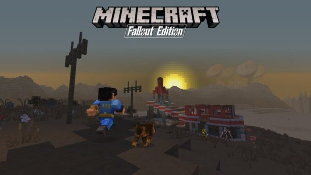 minecraft fallout edition