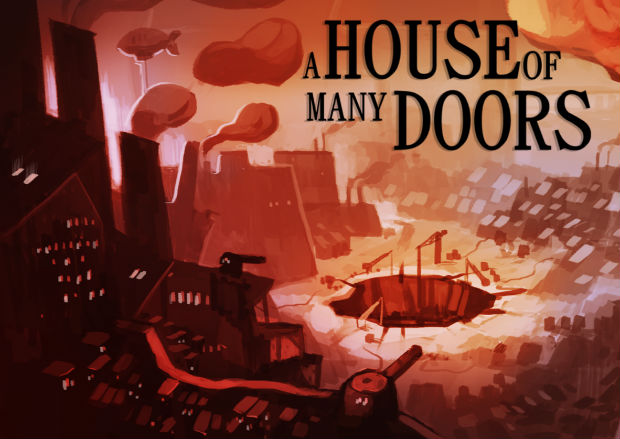 A House of Many Doors постер