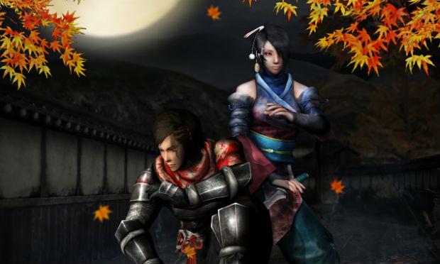 3 самурая игра