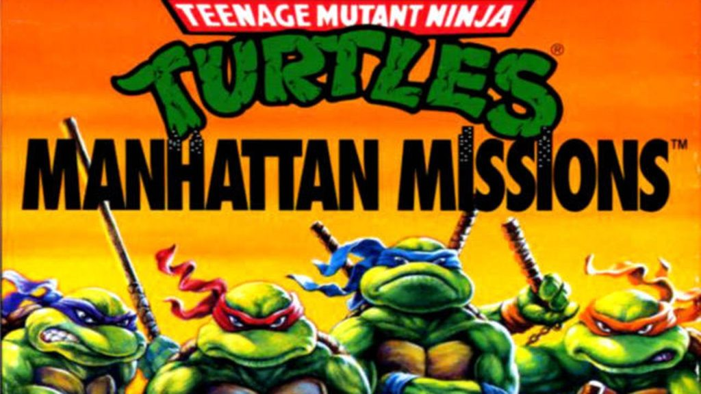 TMNT The Manhattan Missions