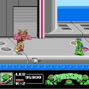 Teenage Mutant Ninja Turtles III The Manhattan Project 2