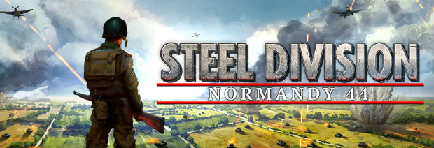 Steel Division Normandy 44 logo