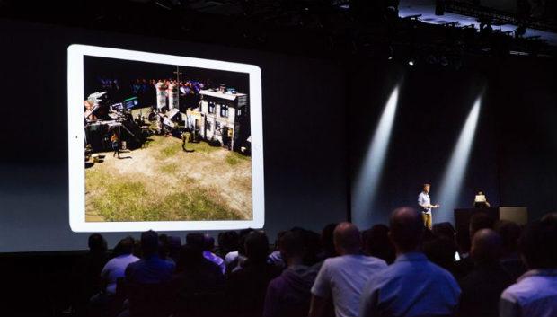 Wingnut AR on iOS