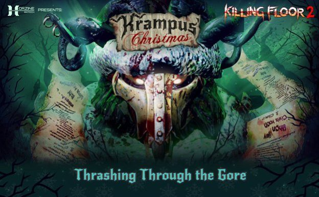Killing Floor 2 Krampus Christmas Seasonal Event