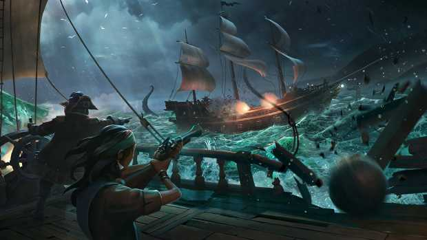 Sea-of-Thieves -game